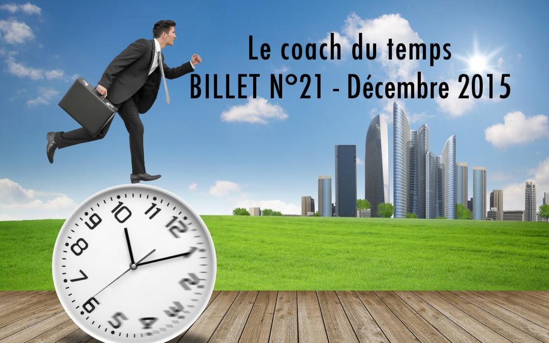 Billet n°21 – Décembre 2015